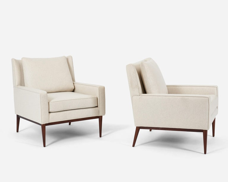 American Paul McCobb 1312 Lounge Chairs For Sale
