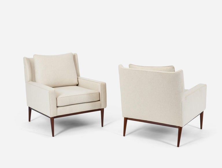 20th Century Paul McCobb 1312 Lounge Chairs For Sale