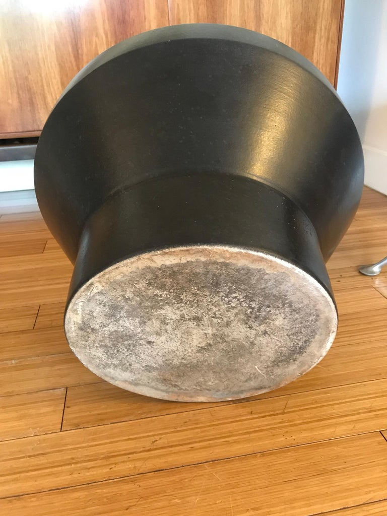 20th Century Architectural Pottery Planter, 1960s For Sale