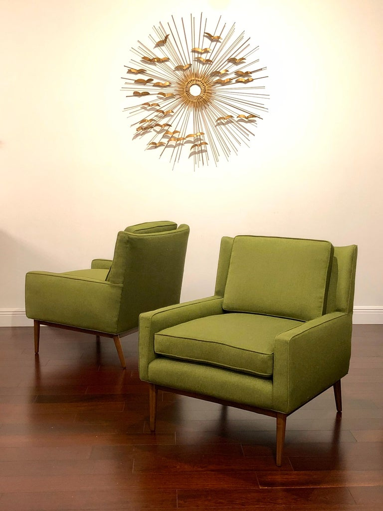 Mid-20th Century Paul McCobb Attributed Lounge Chairs For Sale