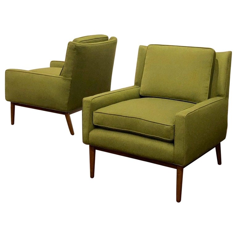 Paul McCobb Attributed Lounge Chairs For Sale