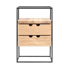 Paul McCobb 'Cache Desk Organiser' Wood and Steel by Karakter
