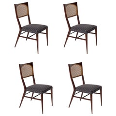 Paul McCobb Caned Dining Chairs