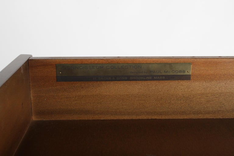 American Paul McCobb Connoisseur Collection Dry Bar or Server For Sale