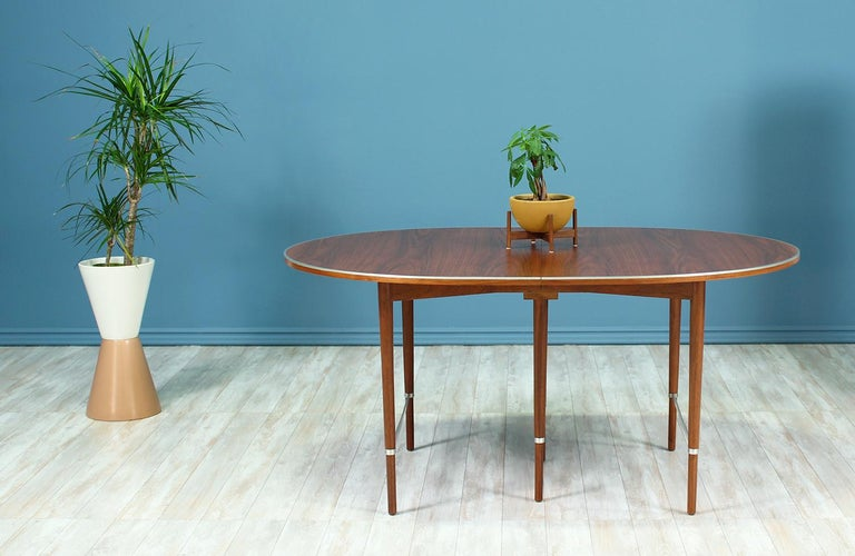 "Paul McCobb ""Connoisseur"" Dining Table for H. Sacks & Sons For Sale 6"