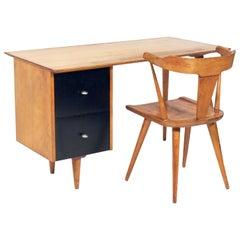Paul McCobb Desk and Chair