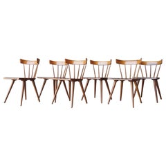 Paul McCobb Dining Chairs, Set of 6