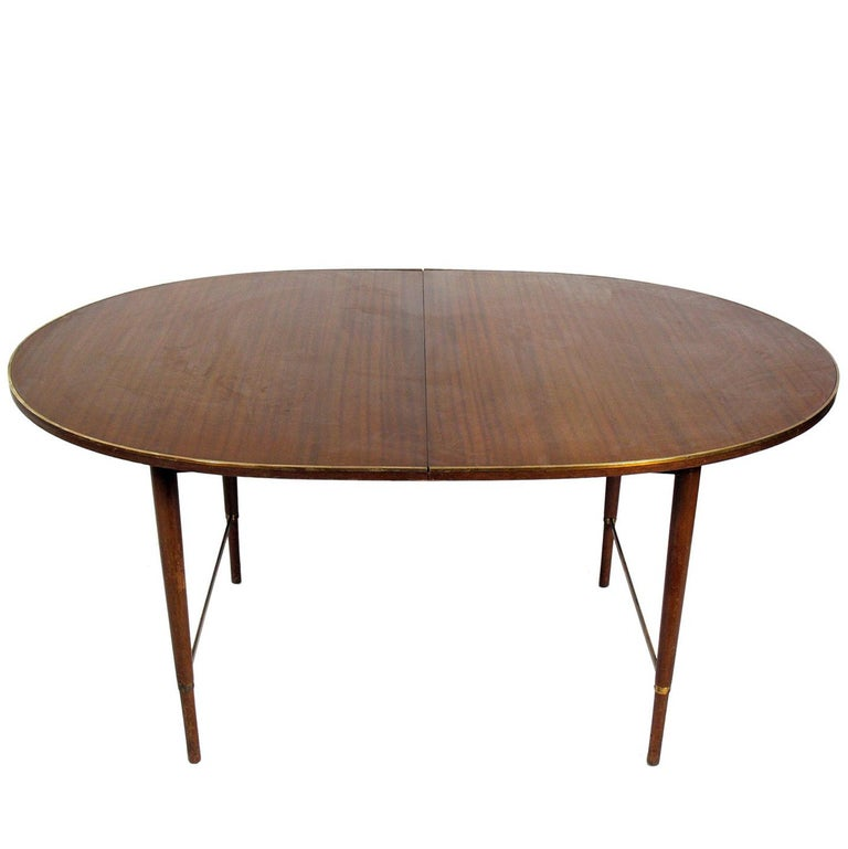 Dining Room Table Seats 12: Paul McCobb Dining Table, Seats 6-12 For Sale At 1stdibs
