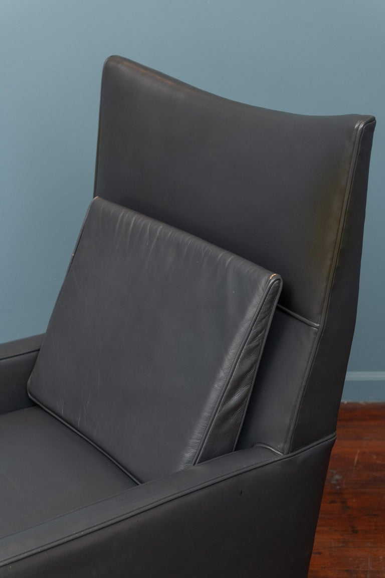 Paul McCobb Directional Lounge Chair and Ottoman, Model 314 For Sale 3