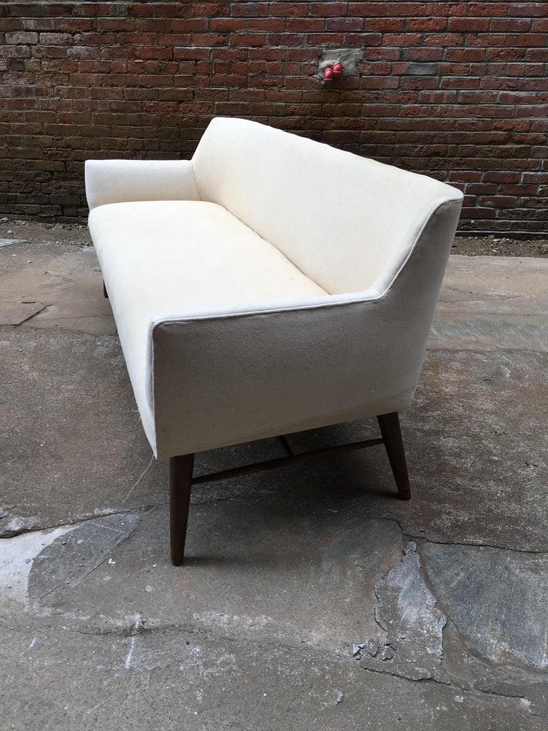 Paul McCobb Directional Tub Sofa For Sale 4