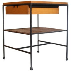 Paul McCobb End Table with Drawer