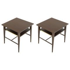Paul McCobb End Tables, Calvin Group, circa 1950s