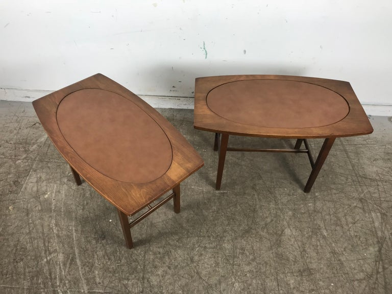 American Paul McCobb End Tables Perimeter Group for Winchendon Furniture Co. 1950 For Sale