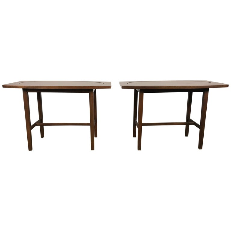 Paul McCobb End Tables Perimeter Group for Winchendon Furniture Co. 1950 For Sale