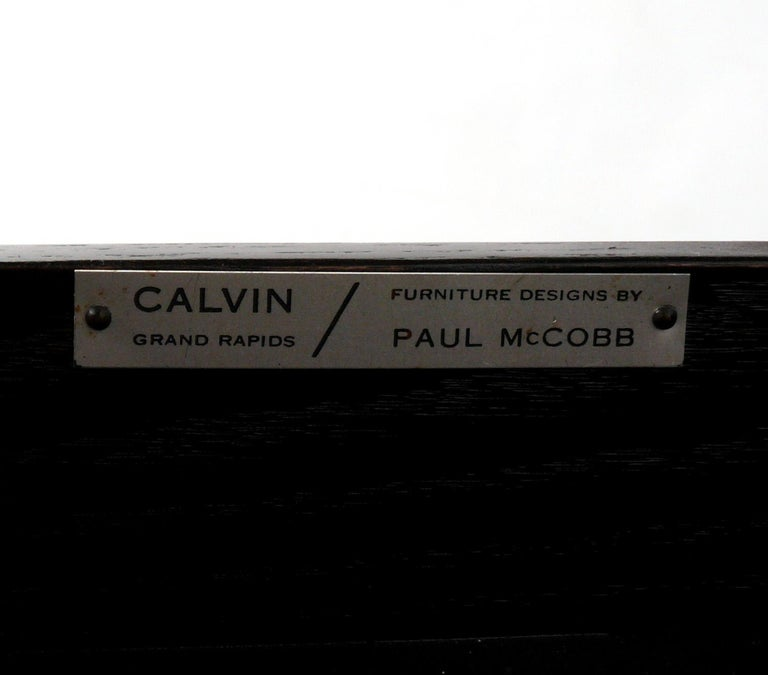 Lacquered Paul McCobb for Calvin End Tables or Nightstands For Sale