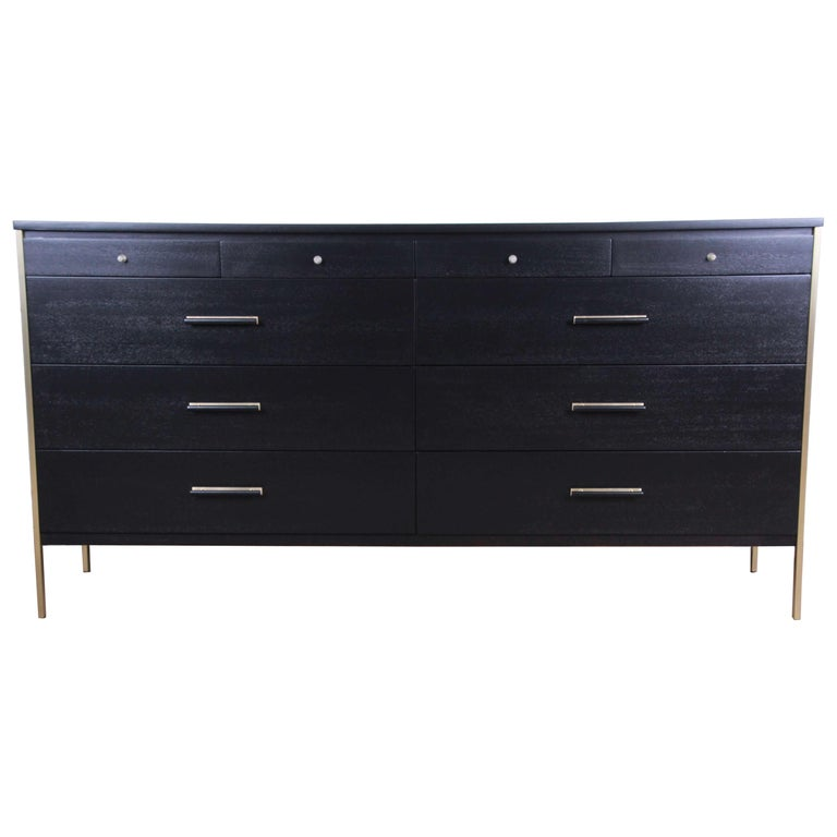 Paul McCobb for Calvin Furniture Long Dresser For Sale