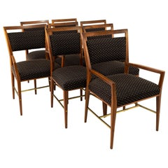 Paul McCobb for Calvin Group Midcentury Dining Chairs, Set of 8