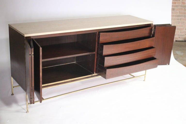 Paul McCobb for Calvin Irwin Collection Sideboard In Good Condition For Sale In Chicago, IL