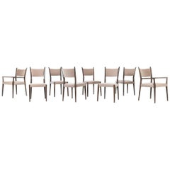 Paul McCobb for Calvin Mid-Century Modern Dining Chairs Freshly Restored
