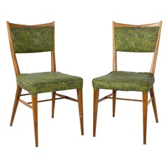 Paul McCobb for Calvin Mid Century Chairs, Pair