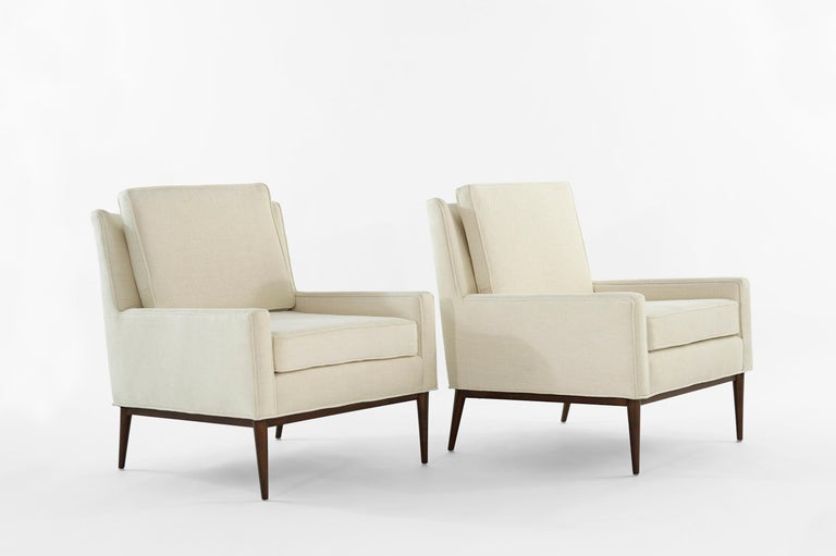 20th Century Paul McCobb for Directional Lounge Chairs, circa 1950s For Sale