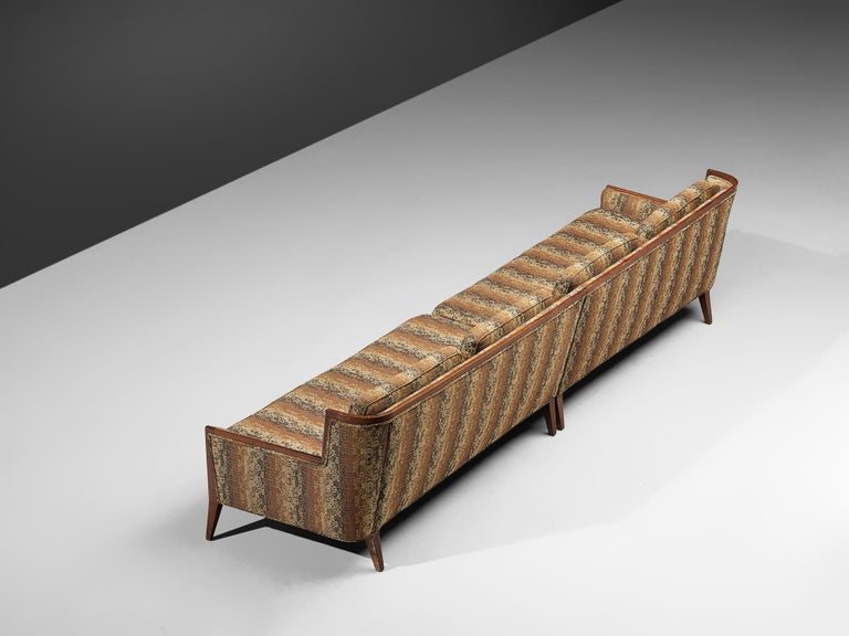 American Paul McCobb for Directional Sofa For Sale