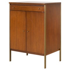 Paul McCobb for H. Sacks and Sons Connoisseur Collection Walnut Cabinet