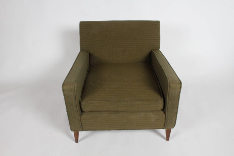 Mid-Century Modern Paul McCobb for Planner Group Club or Lounge Chair For Sale