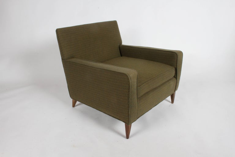 Paul McCobb for Planner Group Club or Lounge Chair In Good Condition For Sale In St. Louis, MO