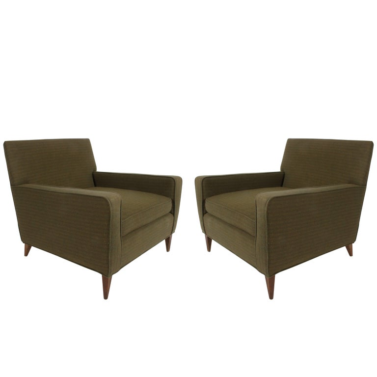 Paul McCobb for Planner Group Club or Lounge Chair For Sale