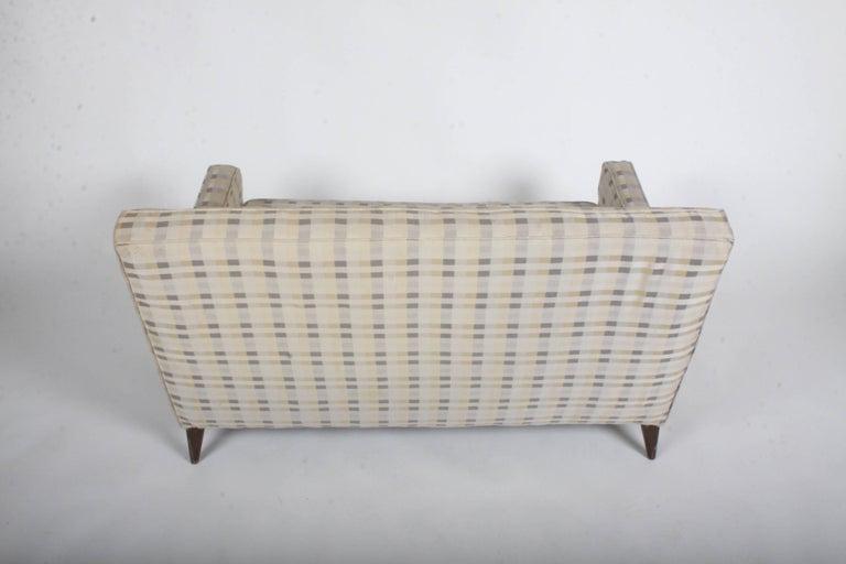 Mid-Century Modern Paul McCobb for Planner Group Loveseat Settee or Sofa For Sale