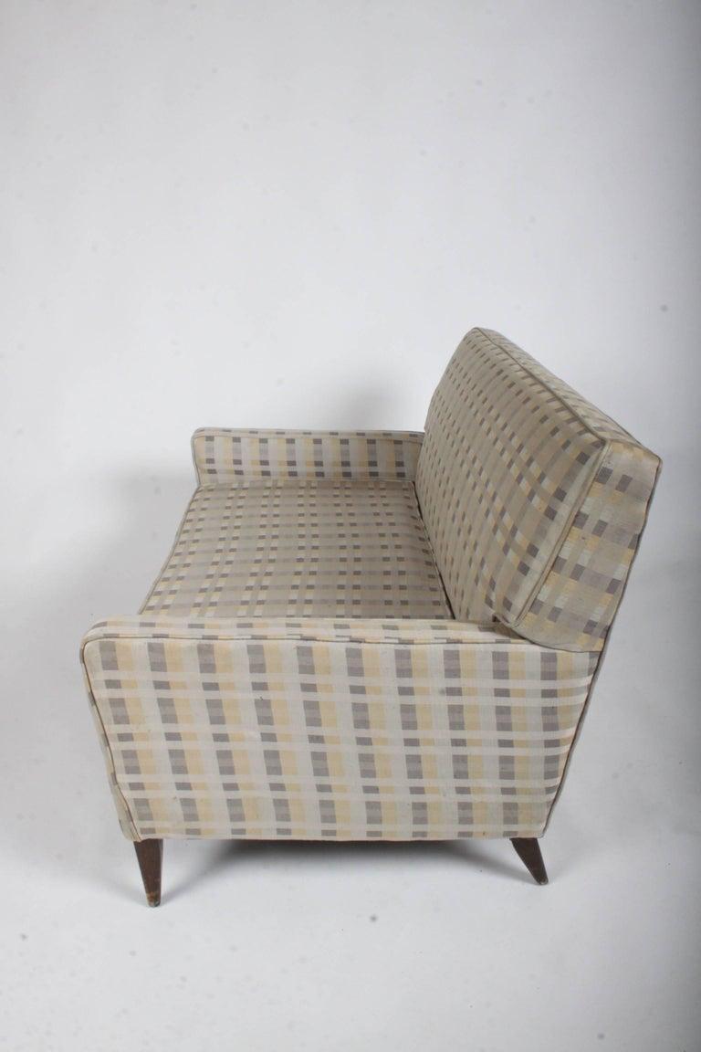 American Paul McCobb for Planner Group Loveseat Settee or Sofa For Sale