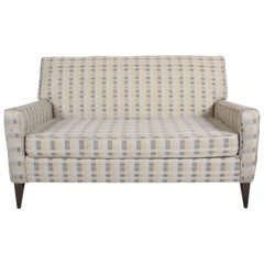 Paul McCobb for Planner Group Loveseat Settee or Sofa