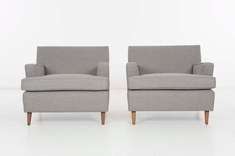Mid-Century Modern Paul McCobb Lounge Chairs For Sale