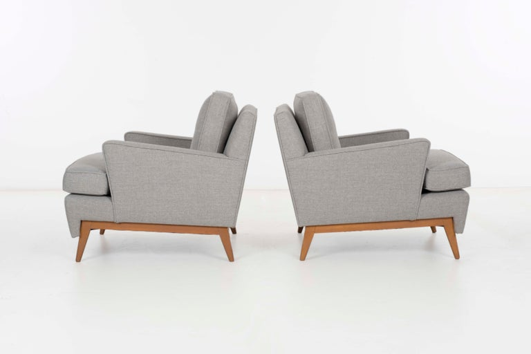 North American Paul McCobb Lounge Chairs For Sale
