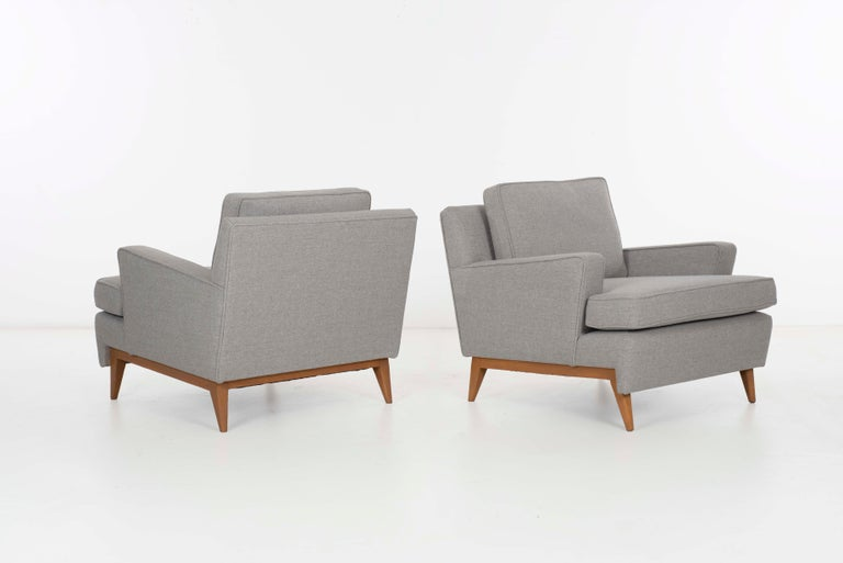 Wood Paul McCobb Lounge Chairs For Sale