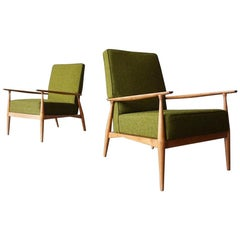 Paul McCobb Lounge Chairs