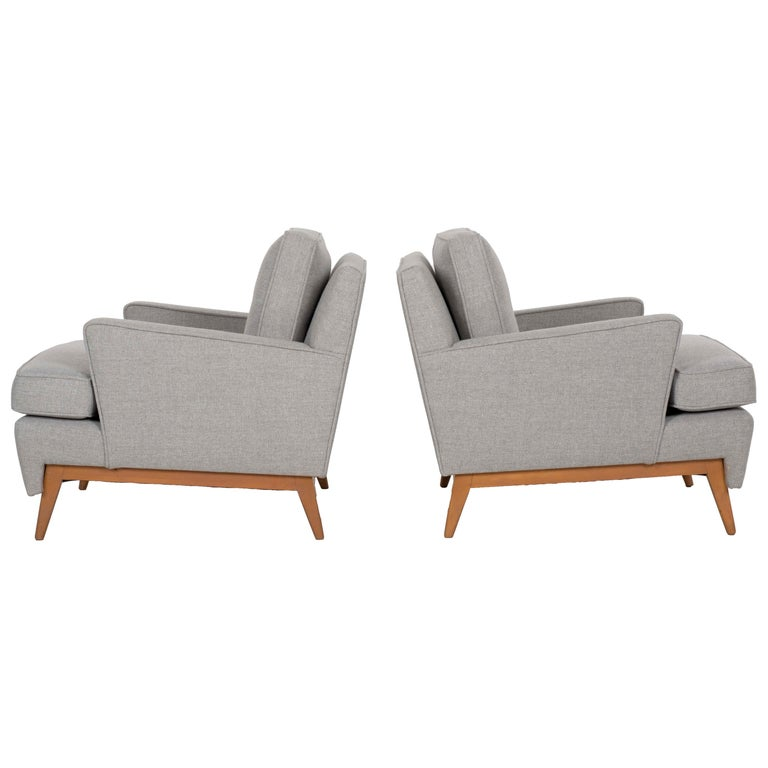 Paul McCobb Lounge Chairs For Sale