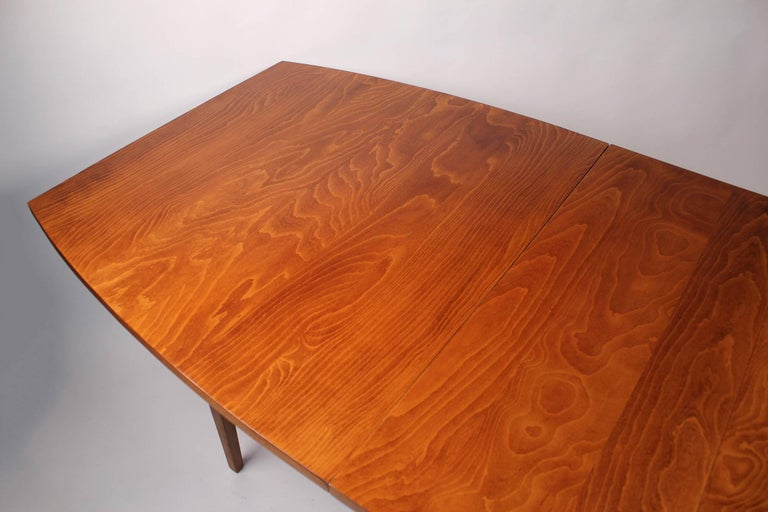 Mid-Century Modern Paul McCobb Maple Perimeter Group Dining Table for Winchendon For Sale