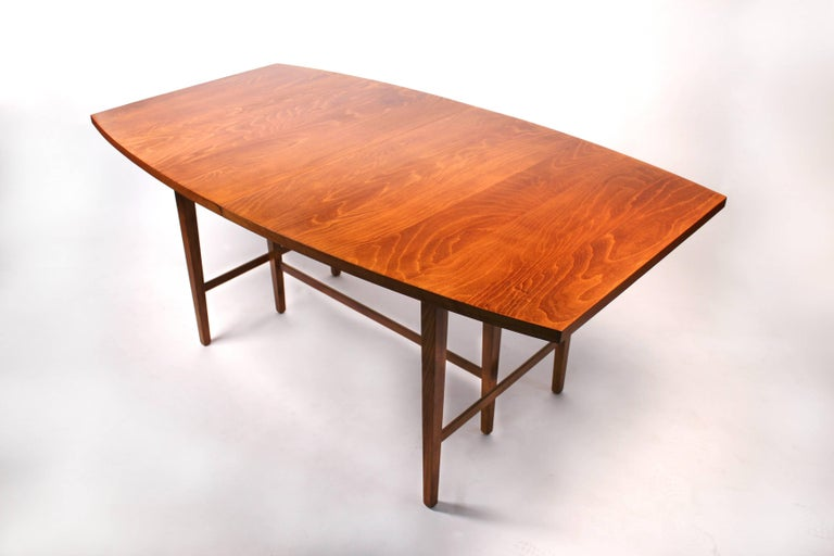 20th Century Paul McCobb Maple Perimeter Group Dining Table for Winchendon For Sale