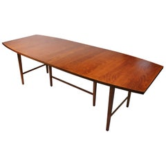 Paul McCobb Maple Perimeter Group Dining Table for Winchendon
