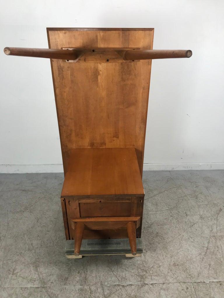 Paul McCobb Maple Planner Group Desk For Sale 5