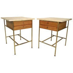Paul McCobb Marble Top Tables
