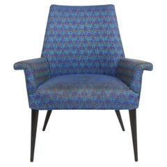 Paul McCobb Mid-Century Modern Armchair Model 3049 with Tapered Splayed Legs