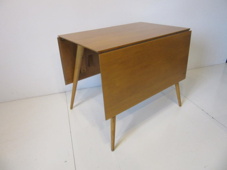 Paul McCobb Midcentury Planner Group Dining Set In Good Condition For Sale In Cincinnati, OH