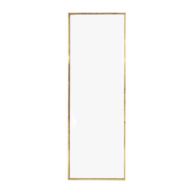 Mccobb for Bryce Originals, brass mirror  mirrored glass, brass.
