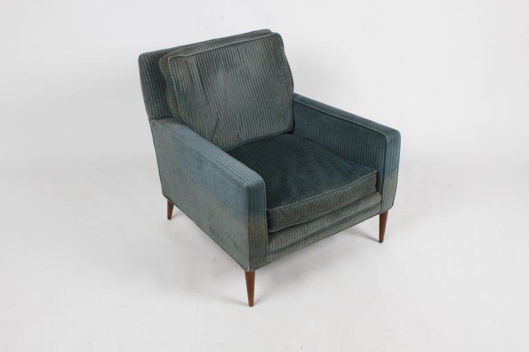 Paul McCobb Model 302 Mid-Century Modern Lounge or Club Chair for Directional For Sale 5
