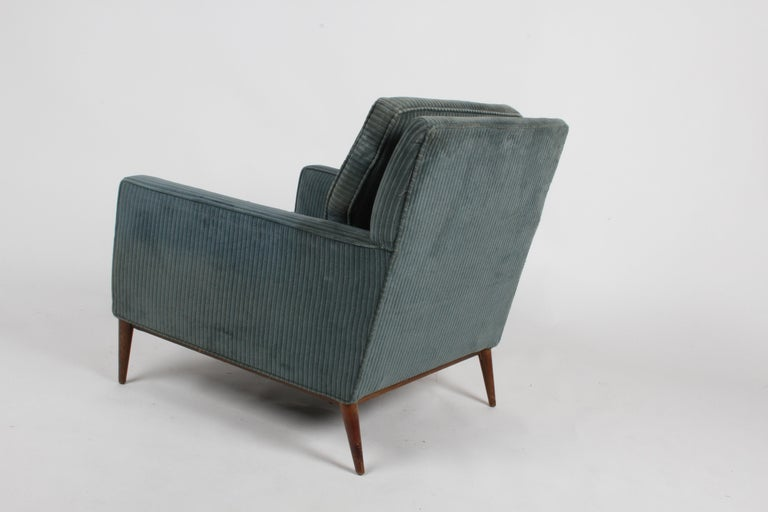 Paul McCobb Model 302 Mid-Century Modern Lounge or Club Chair for Directional For Sale 8