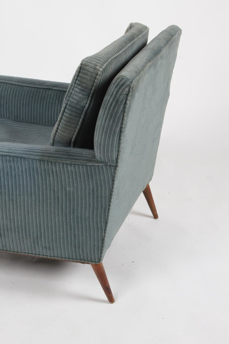 Paul McCobb Model 302 Mid-Century Modern Lounge or Club Chair for Directional For Sale 9