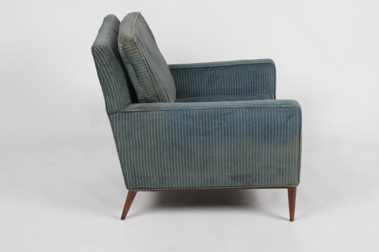 American Paul McCobb Model 302 Mid-Century Modern Lounge or Club Chair for Directional For Sale